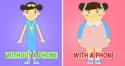HABISIN PSIKOLOGËT/ Fëmijët që rrinë për shumë orë para telefonit janë më të shëndoshë