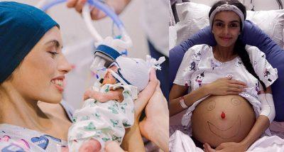 E TRISHTË/ Pasi humbi foshnjen e porsalindur gjatë betejës me kancerin nëna e re vdes edhe vetë
