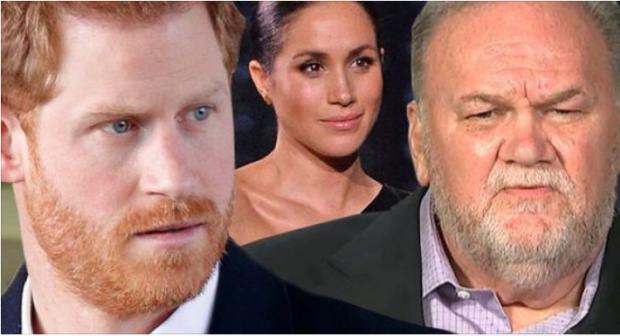 """""""ARROGANT, SILLU SI BURRË""""/ Babai i Meghan Markle vazhdon me deklaratat për Princ Harryn"""