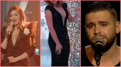 U ZUNË PËR ELVANA GJATËN PARA 7 VITESH/ Këngëtarja shqiptare rikthehet me Flori Mumajesin dhe i nxjerr sekretin (FOTO)