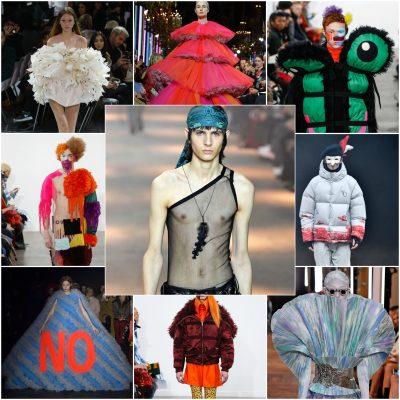 """""""WHAT THE FUCK""""/ Këto janë  20 veshjet më të çmendura të """"Paris Fashion Week"""""""