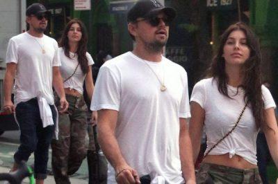 """""""E PASKA SERIOZISHT""""/ Leonardo DiCaprio bën zyrtare lidhjen me të dashurën 23 vite më të re"""