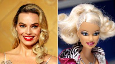 """NË FILMIN E RI """"BARBIE""""/ Margot Robbie do luajë rolin e kukullës ikonë"""