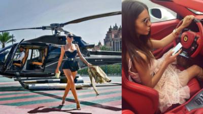 """""""CMENDET RRJETI""""/ Ja fotot e jetës së fëmijëve të pasur të Dubait"""