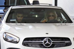 ANULOI KONCERTET/ Britney Spears dhe i dashuri i saj fotografohen të lumtur