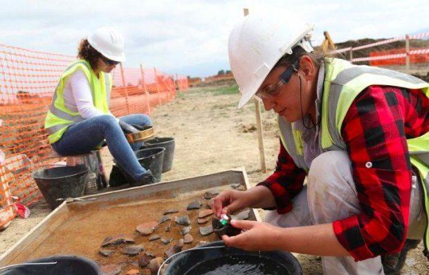 GËRMIME ARKEOLOGJIKE/ Zbulohen 600 varre që datojnë nga 8000 vite para Krishtit deri tek 1000 vite pas Krishtit