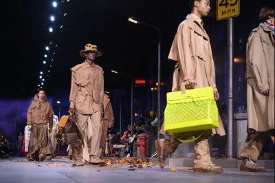 INSPIRUAR NGA MICHAEL JACKSON/ Koleksioni i ri i Louis Vuitton do ju bëj të flisni me vete (FOTO+VIDEO)