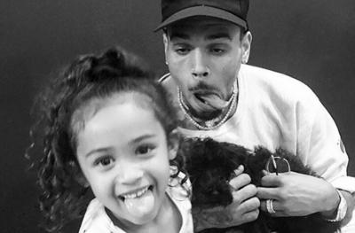 HAJMARRJE NDAJ REPERIT/ Grabitet shtëpia e vajzës së Chris Brown