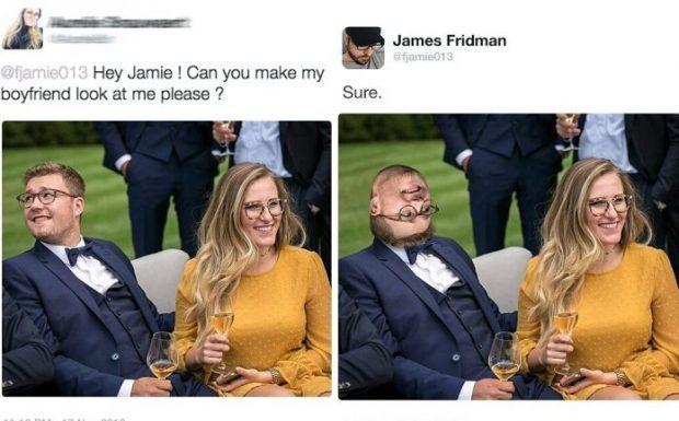DO SHKRIHENI SË QESHURI/ Ky mjeshtër fotoshopi habit rrjetet sociale (FOTO)
