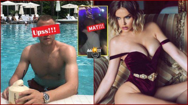UPSS! ÇIFTI MË I RI I SHOWBIZIT? Kejvina Kthella dhe futbollisti i kombëtarës kapen MAT në clubin e Tiranës (FOTO+VIDEO)