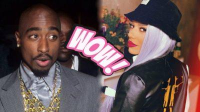 KUJT IA MERRTE MENDJA/ Tayna zbulon të përbashkëtën me Tupac (FOTO)