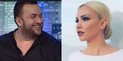 """""""KEMI 100 VITE PA PIRË KAFE""""/ Olti Curri i bën Xhemit urimin EPIK për ditëlindje (FOTO)"""