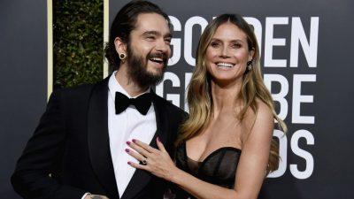 """PUTHJE DHE GJESTE ROMANTIKE/ Çiftet që na vodhën zemrën në tapetin e kuq të """"Golden Globes"""""""