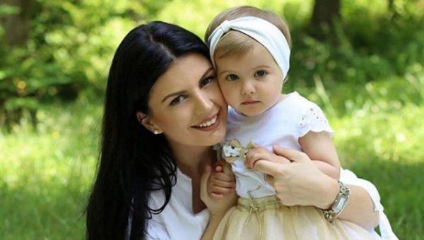 VIKTORIA TASHMË ËSHTË RRITUR/ Rudina Dembacaj zbulon kujt i ngjan vogëlushja (FOTO)