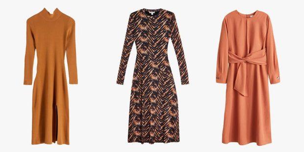 TI MBIJETOSH TË FTOHTIT PA HEQUR DORË NGA STILI/ Këto janë 15 fustane për sezonin dimëror (FOTO)