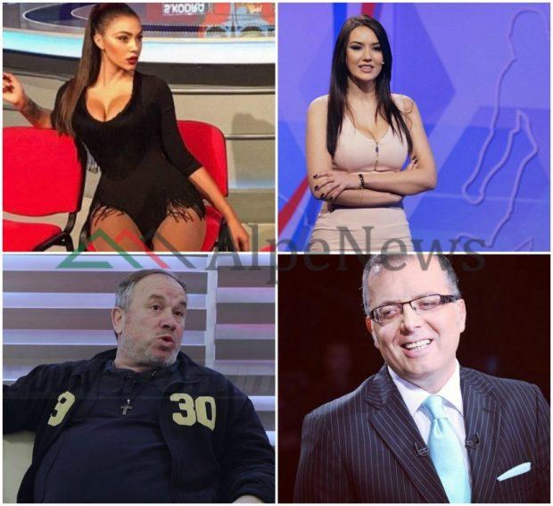 NGA SHFAQJA ME RIVALËT TEK INTERVISTAT E GABUARA/ Kush janë VIP-at që u PËRZUNË nga televizonet (FOTO)