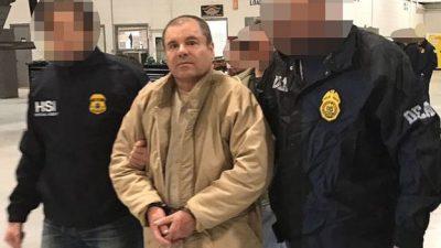 DËSHMIA TRONDITËSE/ El Chapo i varroste armiqtë të gjallë