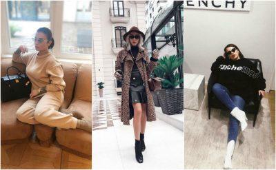ÇIZME DHE SYZE/ Ja detajet që i bën bashkë blogeret e njohura: Nga Armina…
