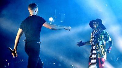"""""""NJË DËSHTIM""""/ Imagine Dragons dhe Lil Wayne """"kryqëzohen"""" nga fansat (FOTO)"""