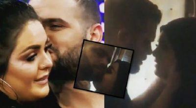 QË TË FLEMË TË QETË/ Fifi sqaron momentet intime me Florin në videon provokuese (VIDEO)