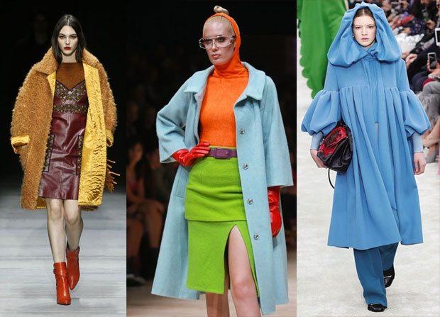 """NË DITËT GRI TË DIMRIT/ Këto janë veshjet me ngjyra që """"thyejnë"""" zymtësinë (FOTO)"""