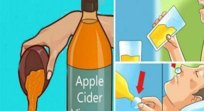 PAK PARA GJUMIT/ 5 arsyet pse duhet të pini nga një lugë uthull molle