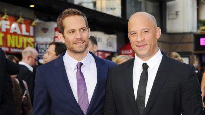 """""""MIRËNJOHËS PËR KUJTIMET E PAÇMUESHME""""/ Vin Diesel nuk harron asnjëherë të kujtojë mikun e tij të ndjerë (FOTO)"""