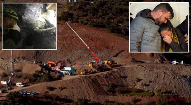 PUBLIKOHEN PAMJET/ Sakrifica e minatorëve për të nxjerrë trupin e 2-vjeçarit nga pusi (VIDEO)