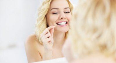 Mënyra e shpejtë dhe e lehtë për të mësuar nëse keni dhëmbë të shëndetshëm