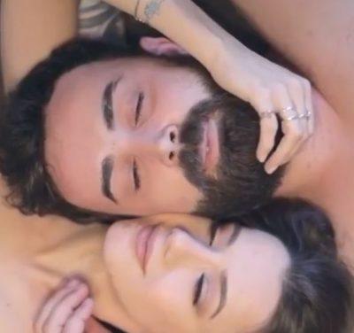 PUTHJE, PREKJE E PËRQAFIME/ Do ta adhuroni videon e dashurisë të Fatmës dhe Alfios