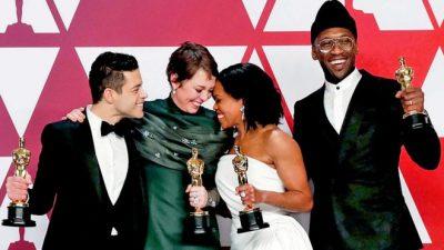 """""""OSCARS 2019″/ Olivia Colman dhe Green Book fitojnë çmim"""