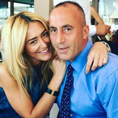 NUK PRITI DOT 14 SHKURTIN/ Romantiku Ramush Haradinaj surprizon Anitën siç di ai (FOTO)