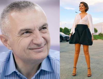 DO QESHNI ME LOT! Komentuesit ngatërrojnë moderatoren e famshme me Ilir Metën (FOTO)