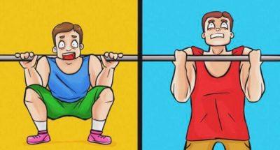 I DINIT? 6 ushtrimet e mjaftueshme për të forcuar të gjithë muskujt e trupit