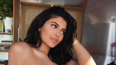 """MUND TË JETË FEJUAR GJATË """"SUPER BOWL""""/ Ky detaj e nxjerr zbuluar Kylie Jenner (FOTO)"""