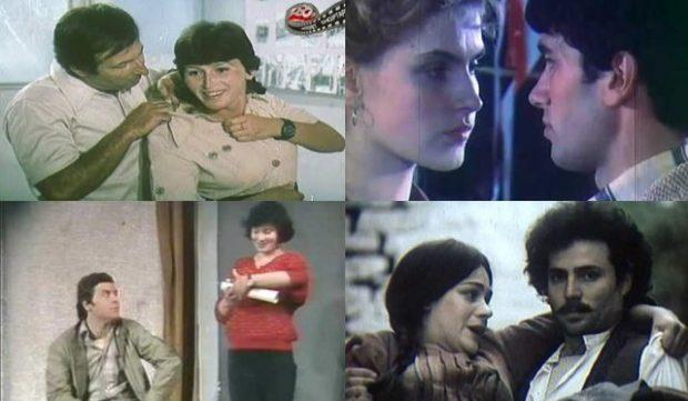 I MBANI MEND? 10 çiftet më të dashur nga filmat e vjetër shqiptar (FOTO)