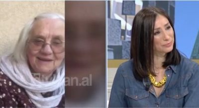 """'ME NËNËN NUK NGOPESH KURRË""""/ Eranda bën rrëfimin prekës për të ëmën (FOTO+VIDEO)"""