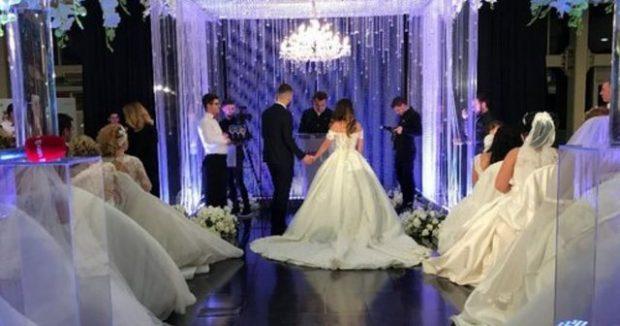 SURPRIZË/ Këta janë disa nga VIP-at shqiptarë që kanë dasmë gjatë muajit shkurt (FOTO)