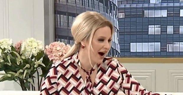 """""""UAU""""/ E ftuara surprizon Rudinën në emision (FOTO)"""
