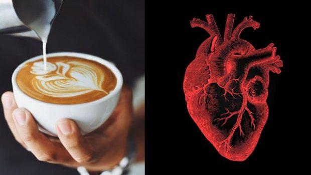 PINI 4 KAFE NË DITË? Ja si ndikon ajo në shëndetin e zemrës
