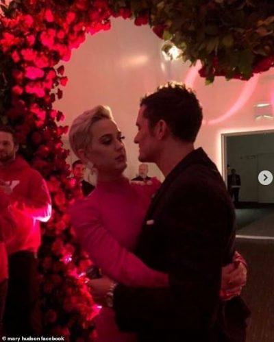 GJATË FESTËS SË SHËN VALENTINIT/ Katy Perry FEJOHET me Orlando Bloom, dalin pamjet  (FOTO)
