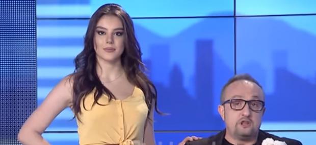 """PAS LARGIMIT TË ALESIA BAMIT/ Zbulohet lidhja e balerinës së re të """"Stopit"""" me këngëtarin e njohur shqiptar (FOTO)"""