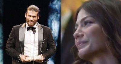 """CAN TAMAN SHPALLET """"MASHKULLI I VITIT""""/  Fjalimi i tij perlot aktoren turke (FOTO)"""