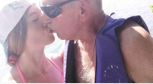"""""""DUAM NJË FËMIJË""""/ 19 vjeçarja e martuar me 62 vjeçarin tregon për marrëdhënien e tyre"""