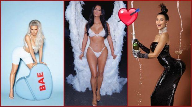 GJITHMONË SURPRIZUESE/ Kim Kardashian ka një sugjerim për  ditën e Shën Valentin-it (FOTO)
