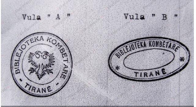 """SOTIR KOLEA/ Si e frenoi vjedhjen e librave në Bibliotekën Kombëtare"""""""