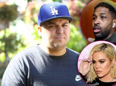 NDIHET I LËNDUAR…/ Rob Kardashian reagon për tradhtinë e Tristan Thompson ndaj motrës së tij