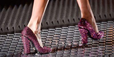 NGA PRADA TEK VERSACE/ Këpucët më të mira nga java e modës në Milano (FOTO)