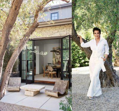 SIKUR TË MOS MJAFTONTE QË KYLIE NA BËRI ME ZEMËR/ Mirësevini në brendësi të shtëpisë së Kris Jenner (FOTO)