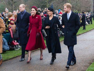 MEGHAN FAJTORE? Mesa duket ka një grindje mes Princit William dhe Harry (FOTO)